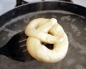 Boiled Pretzel
