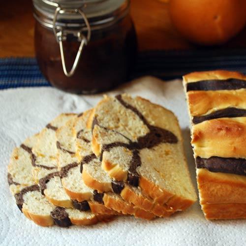 Tree in Autumn Bread