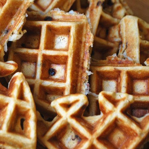 Waffle Quarters