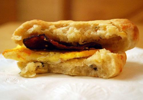 Best Breakfast Biscuit Sandwich