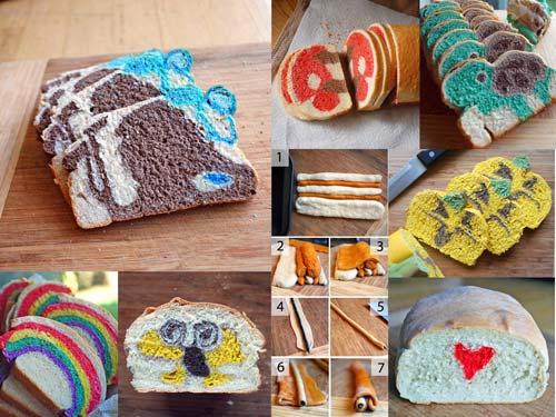 Bread Art Book Preview